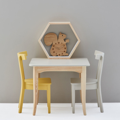 Woodbender Ashton Children's Chairs & Table