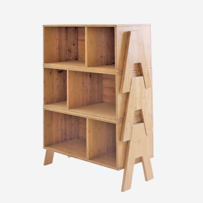 Bambu Stacking Shelf (each)