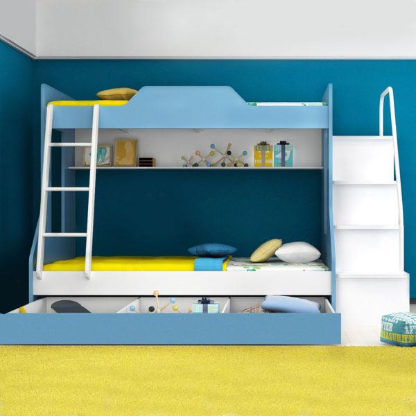 Kendal Bunk Bed - Blue