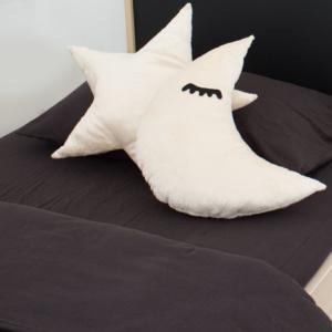 Charcoal T-Shirt Duvet Set