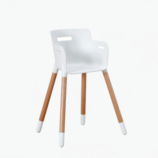 Junior Chair up to 12 yrs - Beech & White