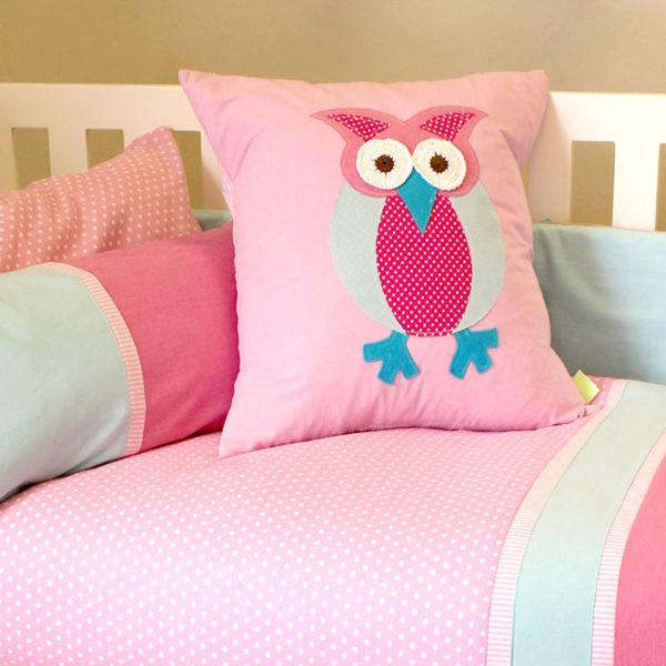 Pink Cot Set