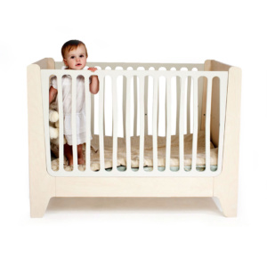 Kukuu Bird & Berry Cot