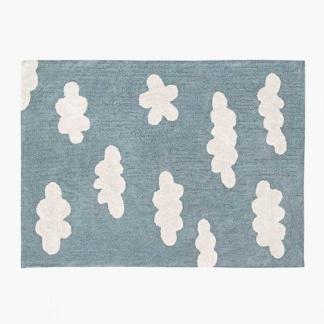 Lorena Canals Clouds Rug - Vintage Blue