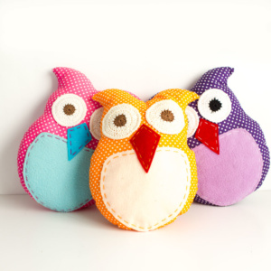 Mini Owl scatters