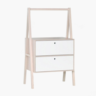 Spot 2 Drawer Chest of Drawers