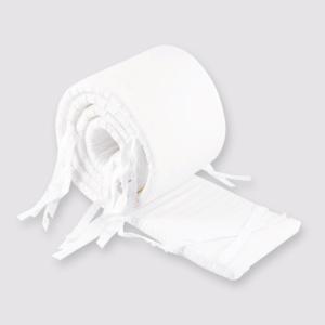 White Cot Bumper Cover