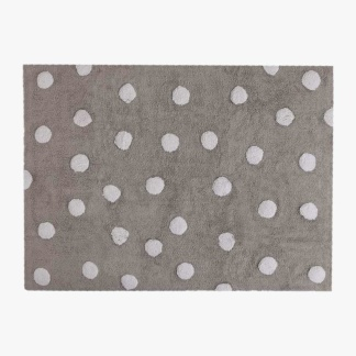 Lorena Canals Dotty Rug - Grey