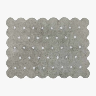 Lorena Canals Galleta Rug - Grey