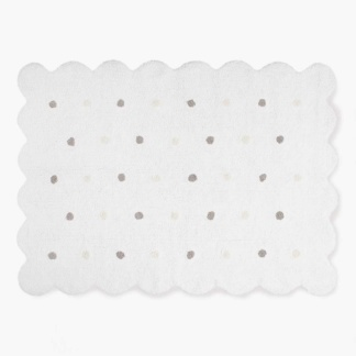 Lorena Canals Galleta Rug - White