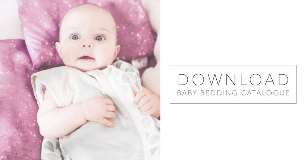 Bunni Baby Bedding Catalogue