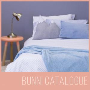 Bunni Bedding Catalogue