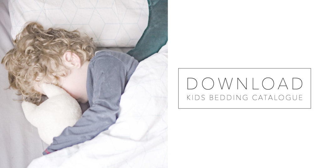 Bunni Kids Bedding Catalogue