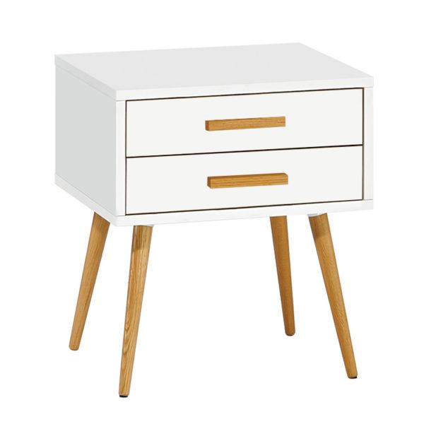 Aspen Pedestal - White