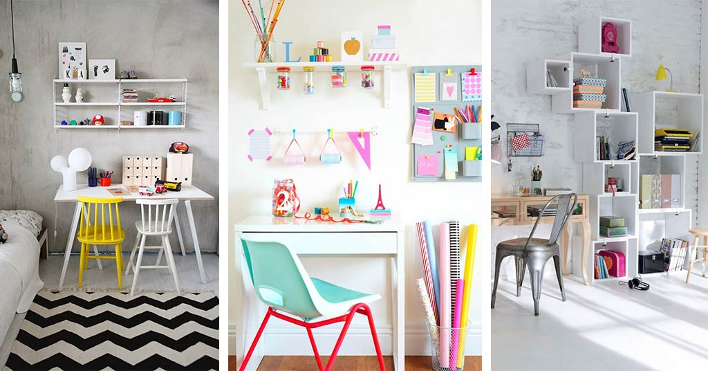 7 Inspiring Kid Room Color Options For Your Little Ones: Our Fave Kids Study Rooms On Pinterest