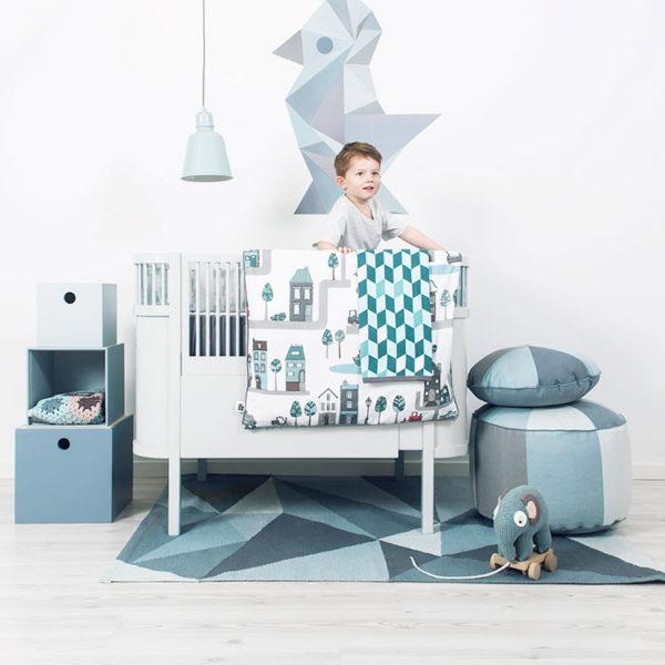Kili Baby Cot & Junior Bed