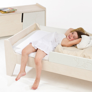 Kukuu Bird & Berry Junior Bed