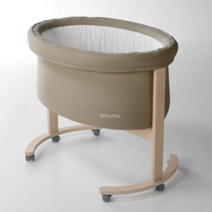 Smart Cradle, Stand & Bedding