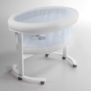 Smart Fresh Oval Cradle Bassinet