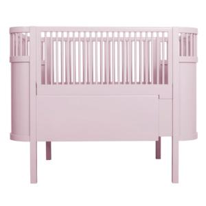 Kili Cot Bed - Pastel Pink