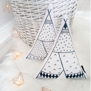 Teepees Scatter Set