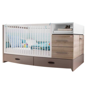 3-in-1 Birdy Cot