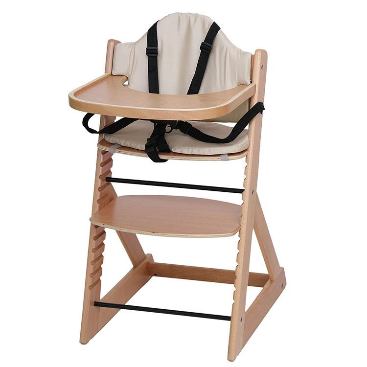 267871720837a Royal High Chair - Beech by Tikktokk