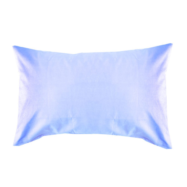 Blue Toddler Pillow