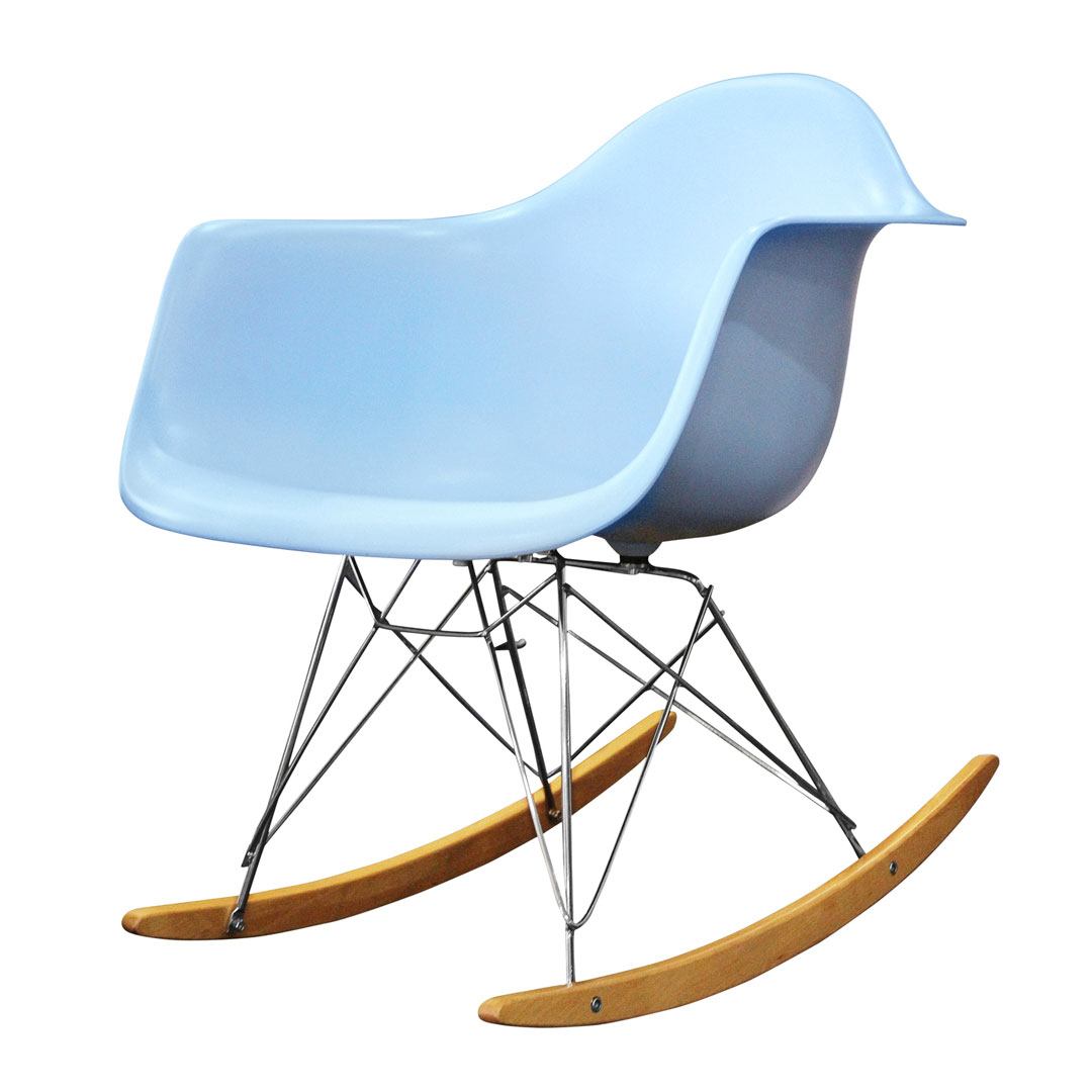 Replica eames rocker in various colours clever little monkey for Imitation eames