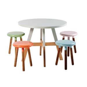 Eden Table and stools