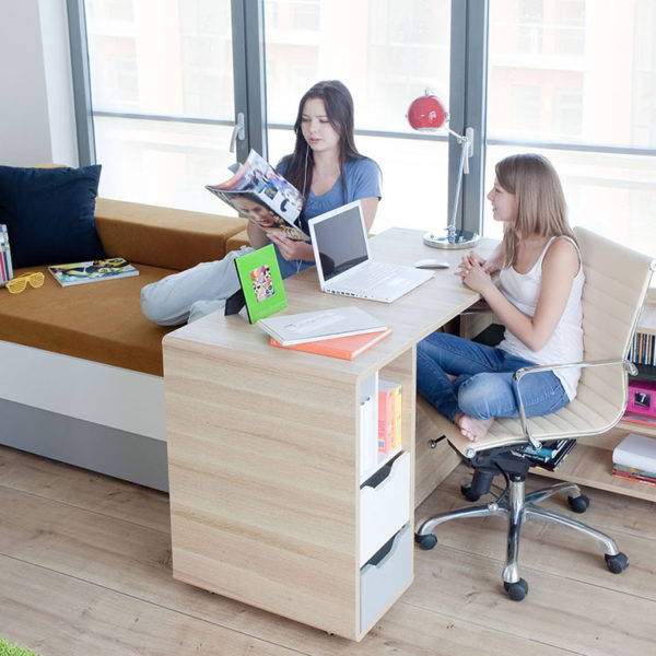 Evolve Sliding Desk
