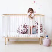 5-in-1 Baby Cot Bed