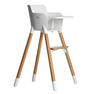Flexa High Chair - Natural
