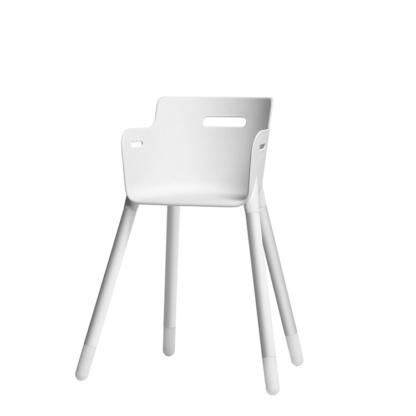 Flexa High Chair - White