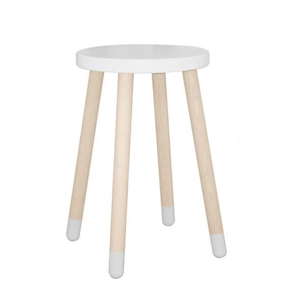 flexa-play-side-table-white