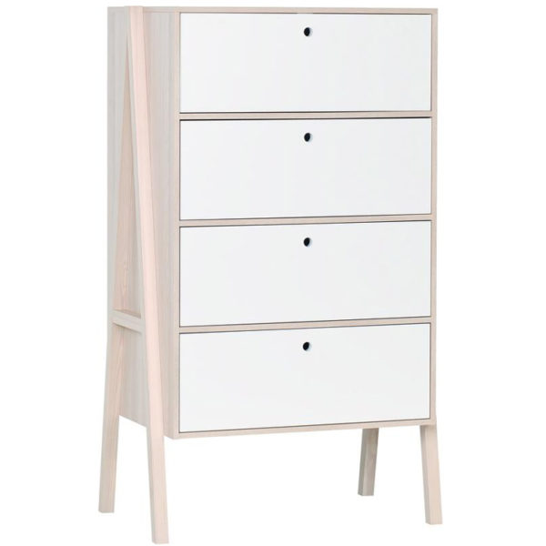 Spot 4 Drawer Chest of Drawers