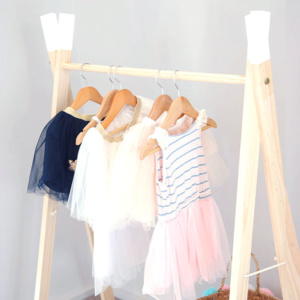 Kids Clothes Rail