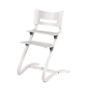 Leander High Chair - White