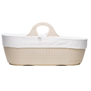 Linen Moba baby basket