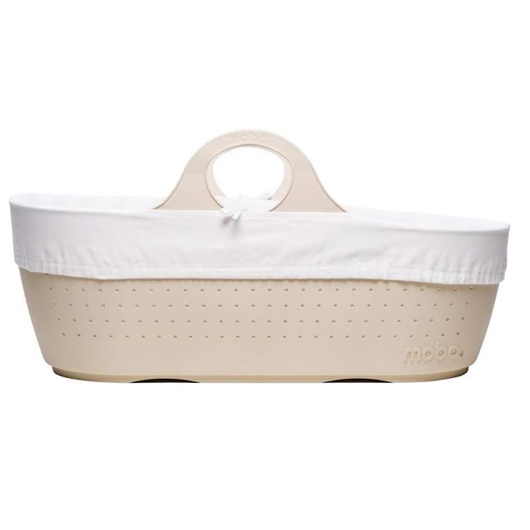 Linen Moba Basket, Mattress, Lining