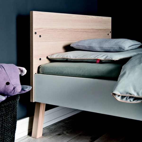 Vox Spot Cot Bed - Toddler Conversion