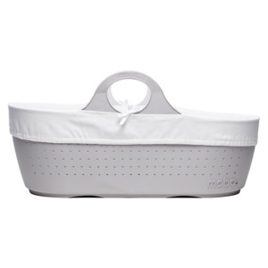 Dove grey moba basket