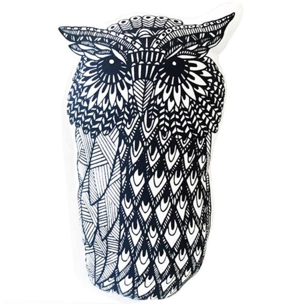 Owl Plush Scatter