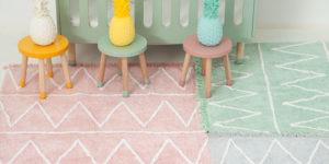 pastel rugs at cleverlittlemonkey.co.za