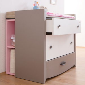 Birdy Dresser-Pink