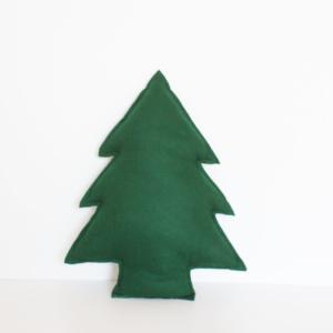 Small Dark Green Pine Tree Scatter