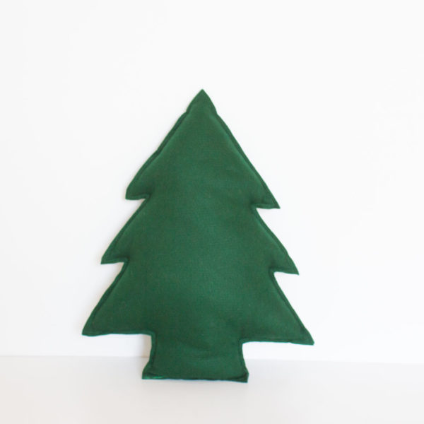 Small Dark Green Pine Tree Scatter