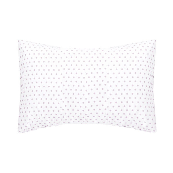 Stone Dot Toddler Pillow