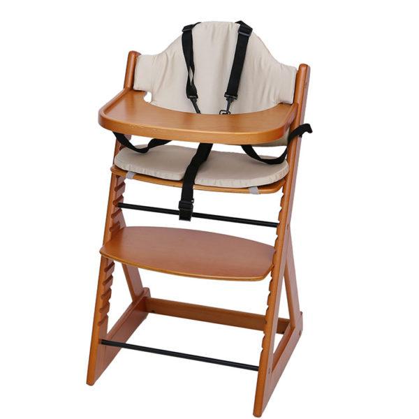 Royal High Chair - Teak