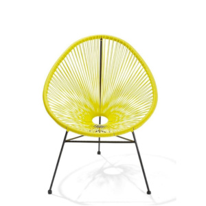 Acupulco Chair Yellow